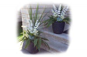Plantes synthétique extérieures